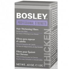 BOSLEY Кератиновые волокна - черные 12 гр